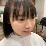 前髪カット¥1100